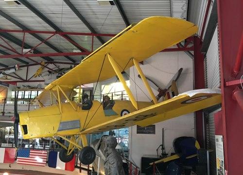 RAF Tiger Moth