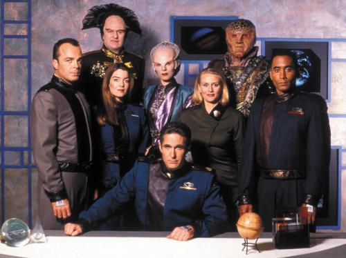 Series One cast of Babylon 5