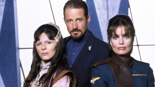 Cast of Babylon 5 Series 5