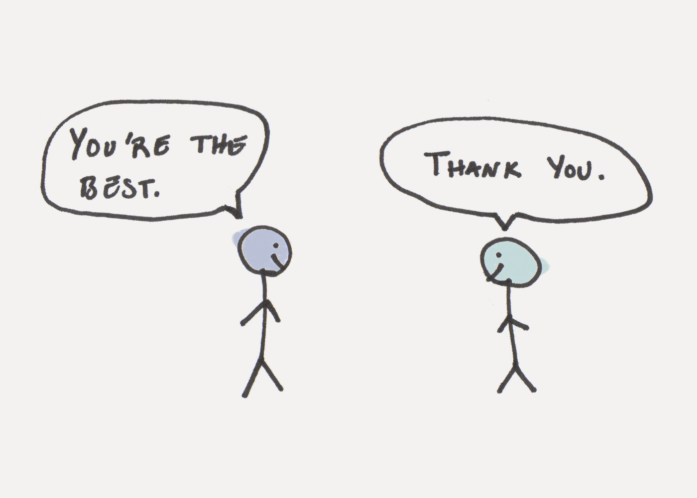 7 Times When You Should Just Say Thank You But Don T