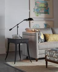 Vanguard Compendium Sofa and Occasional Table
