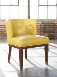 Vanguard Furniture Yellow Chair