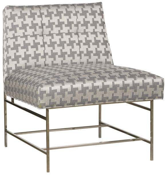 Vanguard Furniture Patterned Chair