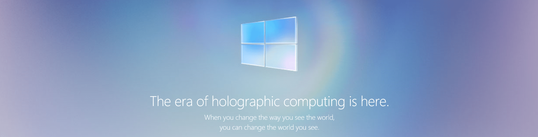 Holographic Computing