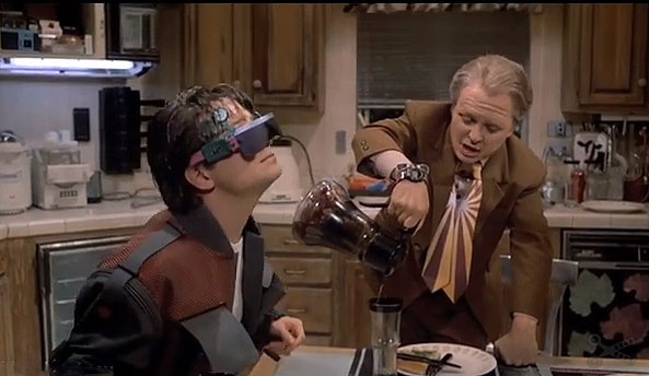 Inspiration for the Microsoft HoloLens?
