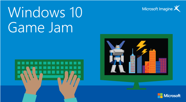 Windows 10 Game Jam
