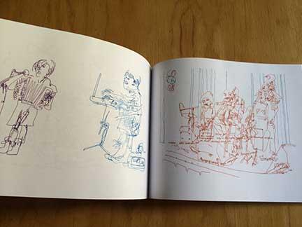 book inside copy