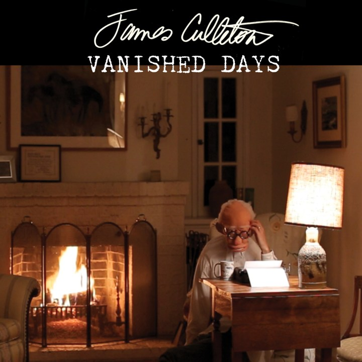 Vanished Days Cover
