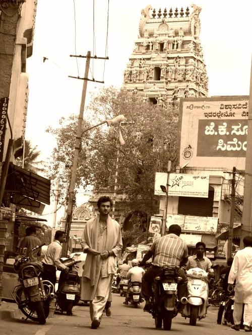 Shivaji Nagar, India.