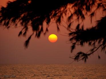 Agonda sunset