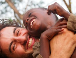 Star Children, Ghana, Africa.