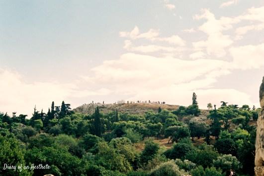 Areopagus Rock