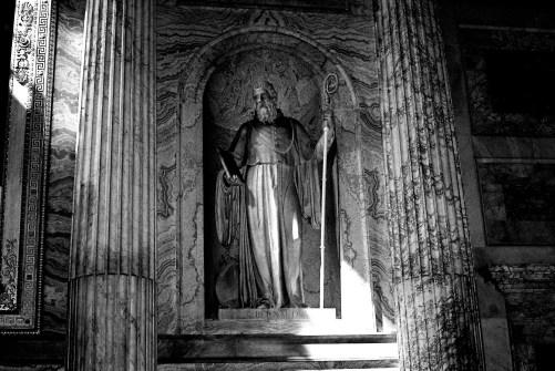 saint pauls outside the walls