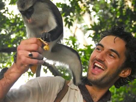 Tafi Atome Monkey Sanctuary - Ghana