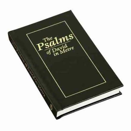 Small edition Metrical Psalms Psalter Church Music Christianity Wowrship