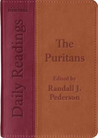 Puritan daily Redadings Pederson Reformed Theology Books