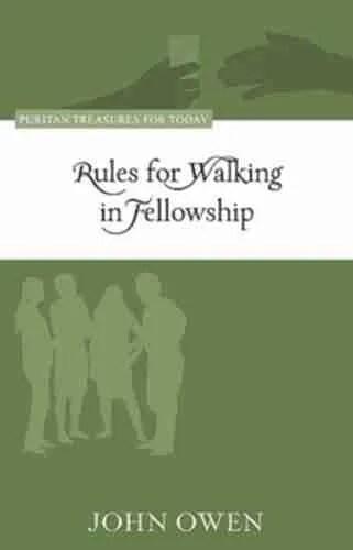 Puritan John Owen Christian Theology Books RHB