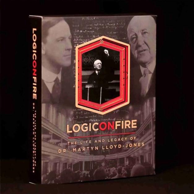 Logic on Fire LLoyd Jones DVD