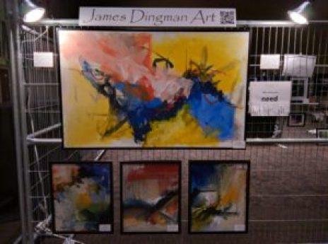 Display LV Contemporary Art Show