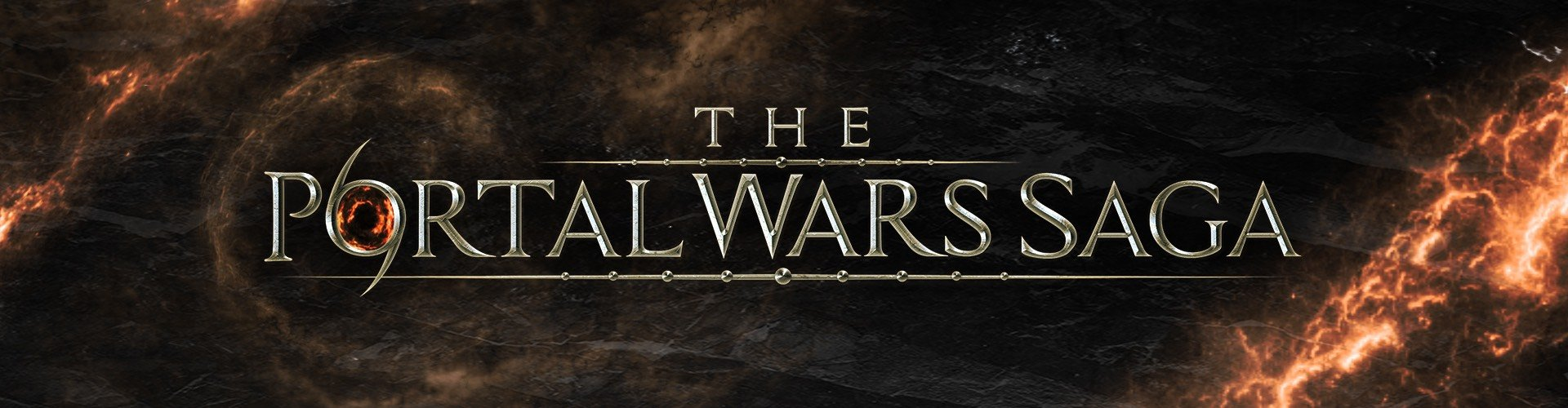 The Portal Wars Saga 1920×500