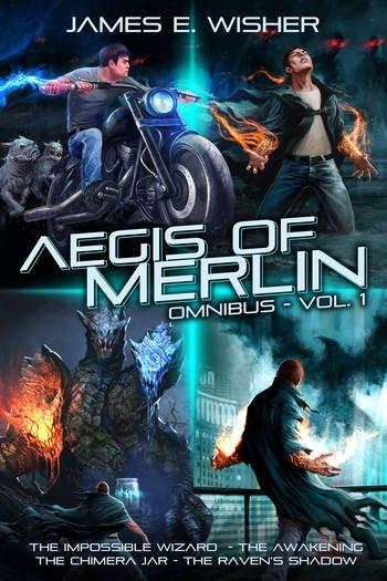 Aegis of Merlin Omnibus Vol 1