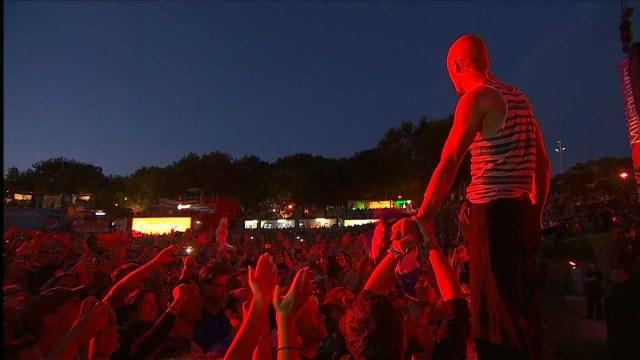 Lisbon Rock In Rio, 3rd June 2012 (video)