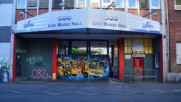 Cologne Live Music Hall – 27th April 1992
