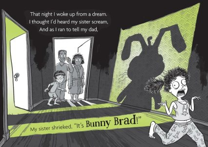 'My Dead Bunny' (2015), That Night I Woke Up From A Dream
