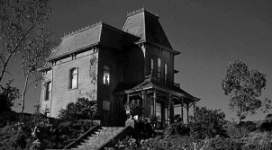 the house from 'Psycho'