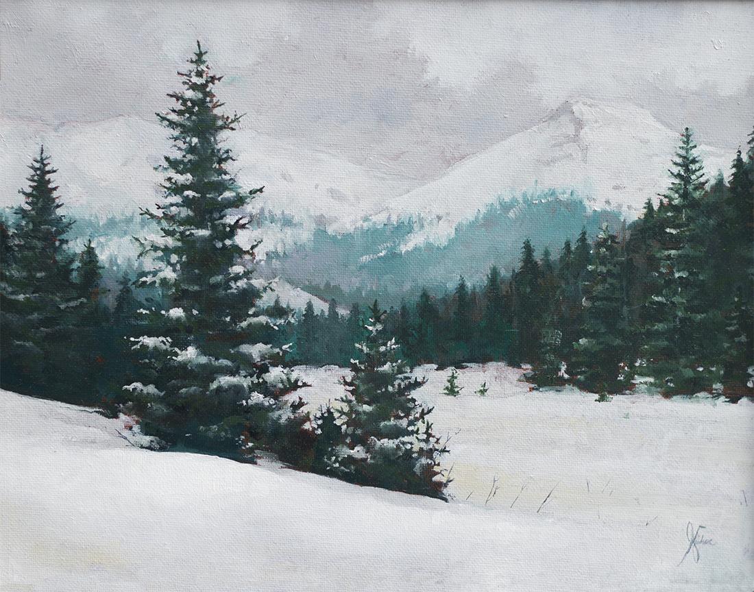 Landscape Commission « Gardner Art And Stuff