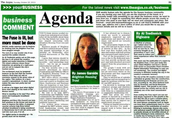 Agenda - The Argus