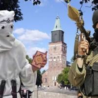 TS ja Åbo Akademie pissaavat poliittisen korrektiuden kiukaalle