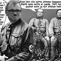 Juha Sipilä: raittiusnatsien valtakunnanjohtaja pelastaa Suomen alkoholin kiroilta!