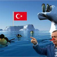 Turkki aikoo valloittaa Etelänavan!