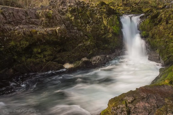Skelwith Force - Lake District Photography