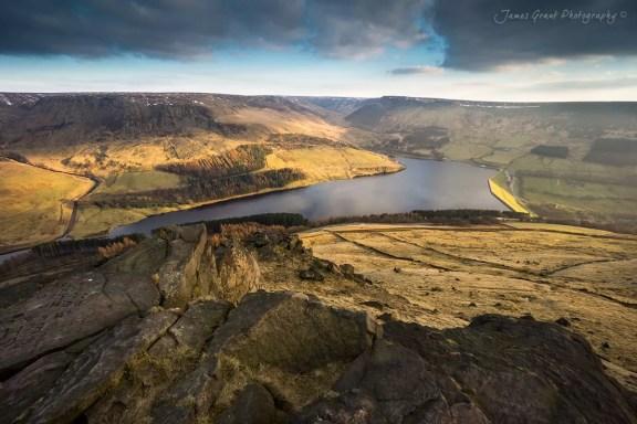Aldermans Hill - Peak District Photography