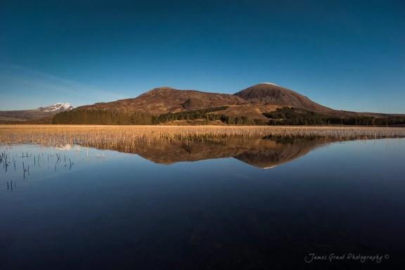 Loch Cill Chriosd Reflections - Isle Of Skye - Scotland Photography