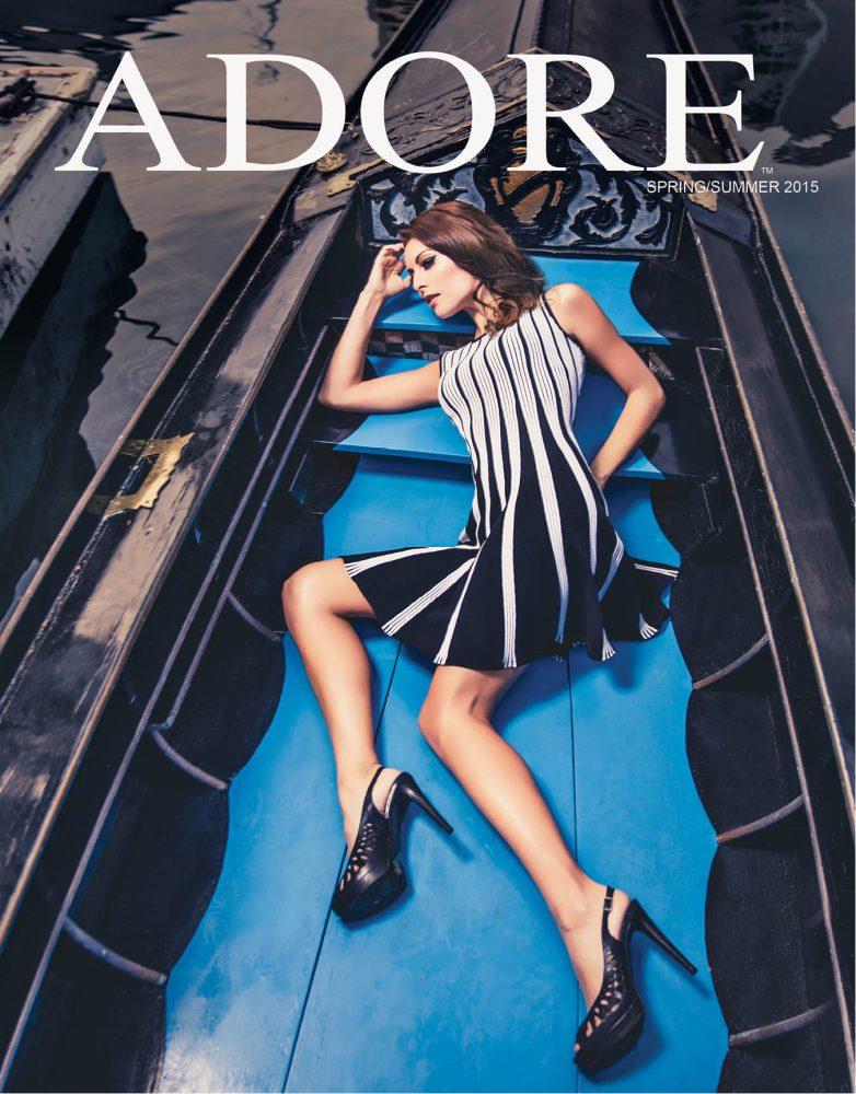 Adore Spring Summer 2015 Cover