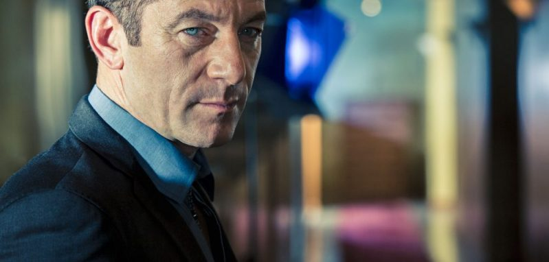 Actor Jason Isaacs, Photographed by James Hickey