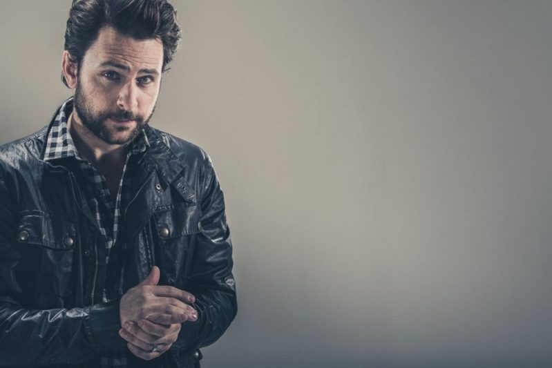 Charlie Day. Photo by James Hickey.