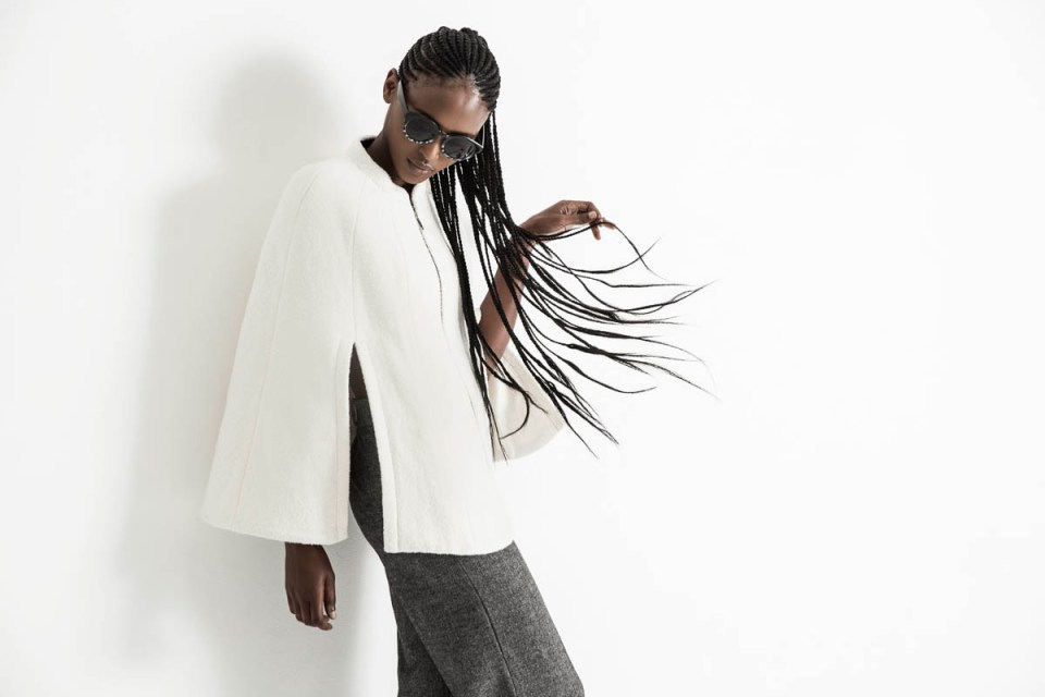 Zara Bedel by James Hickey, Los Angeles Fashion Photographer.