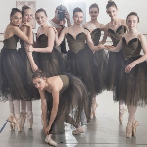 Dance Company Photography - Behind the scene with Santa Cruz Ballet Theatre Company and James Hickey