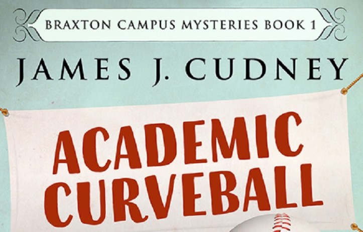Academic Curveball Cover Reveal Promo