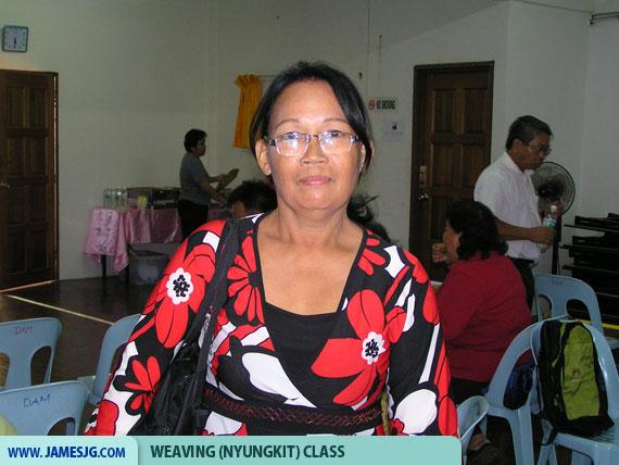 Mdm. Roseline Suda