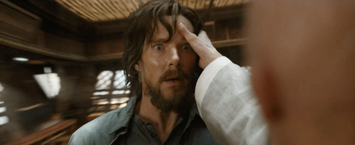 A Spoiler-y Account of the Movie Dr. Strange