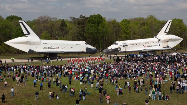 Enterprise and Discovery