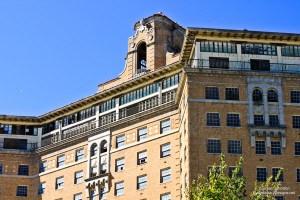 The Abandoned Baker Hotel