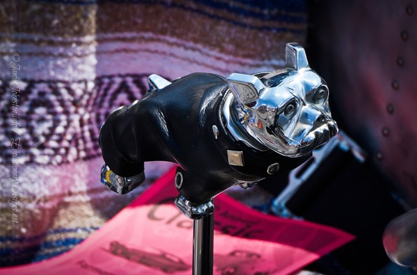 Invasion Car Show 2013 - Gear Shift Knob for an old rat rod.