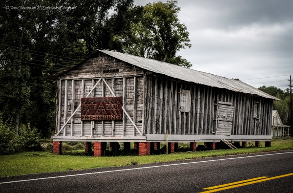 Jonesville, Texas - Storage Buildings