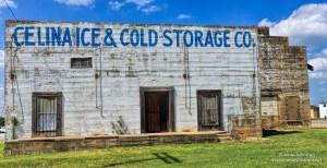Celina Ice & Cold Storage Co in Celina, Texas